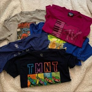 Graphic Tees Bundle